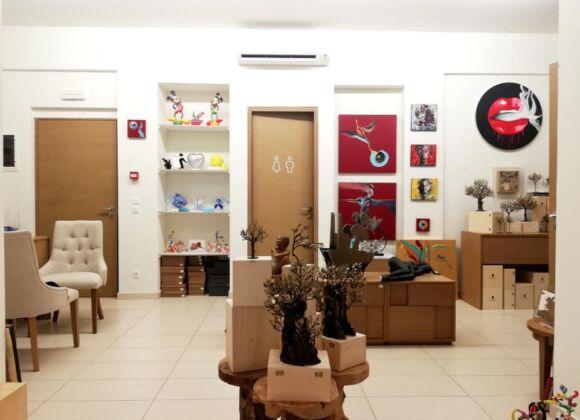Ομαδική Έκθεση, Domes Miramare A Luxury Collection Resort, Summer 2020